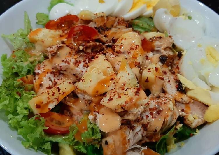 Chicken Pineapple Salad - resepipouler.com