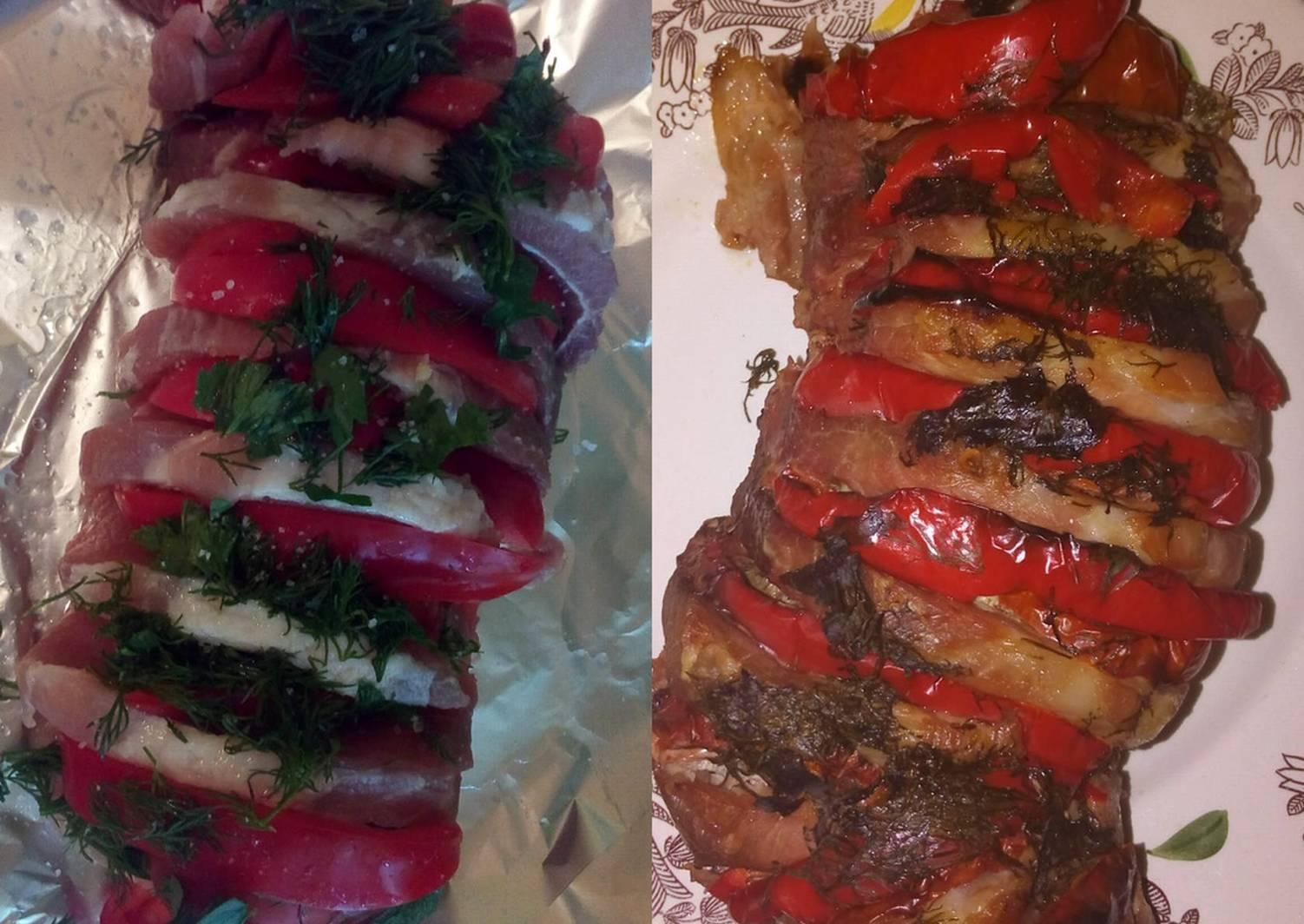 так что мясо говядина гармошка пошаговый рецепт с фото сделать
