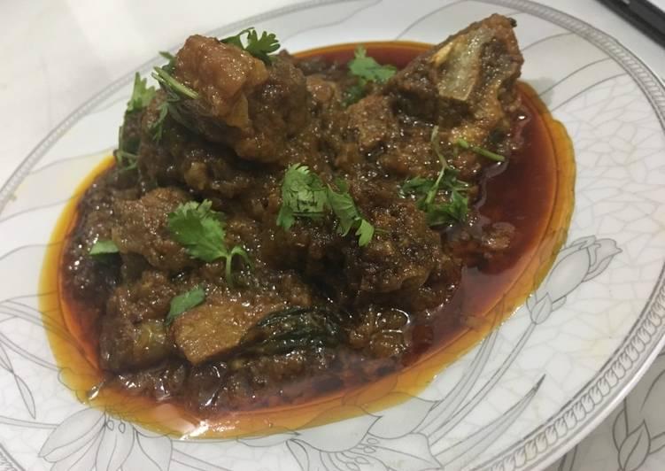 Bhona Gosht | Beef Curry #CookpadSehri #Ramadan5weeksChallenge