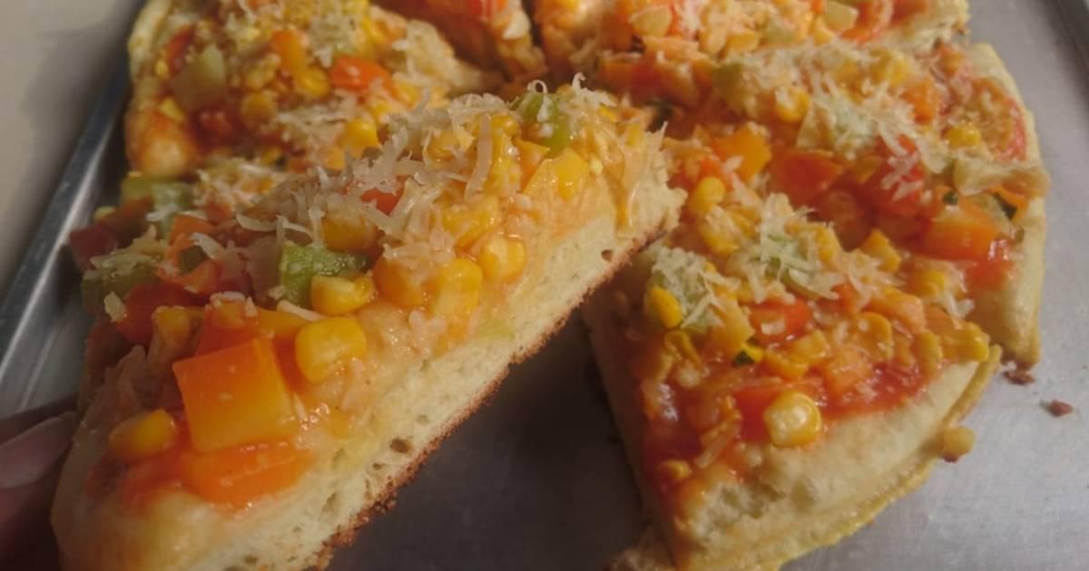 309 Resep Pizza Sehat Enak Dan Sederhana Ala Rumahan Cookpad
