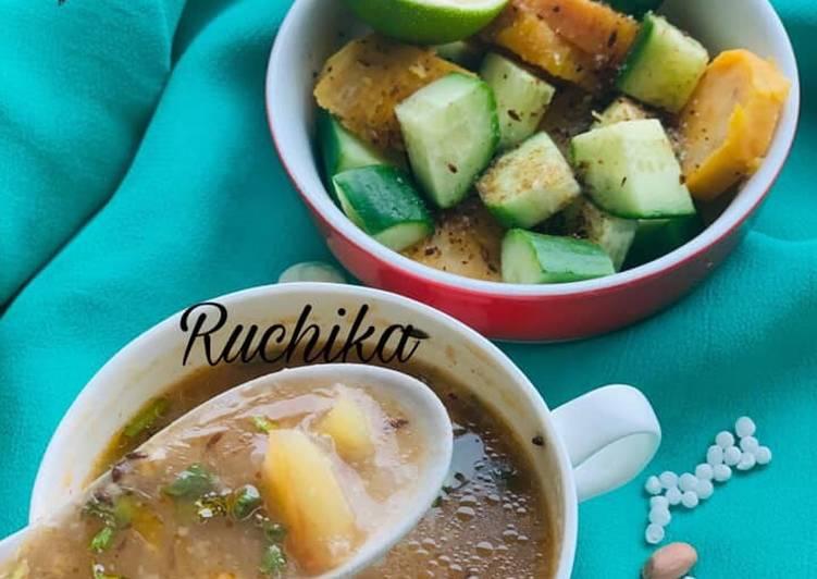 How to Make Top-Rated Sago soup/ sabudana ka soup