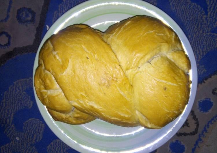 Recipe of Quick Cardamom bread
