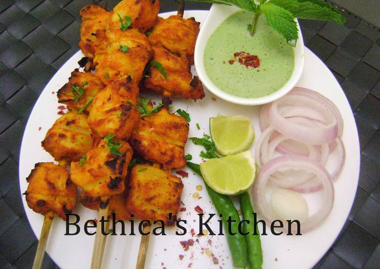 10 Minute Dinner Easy Royal Ramadan Special - Achari Chicken Tikka