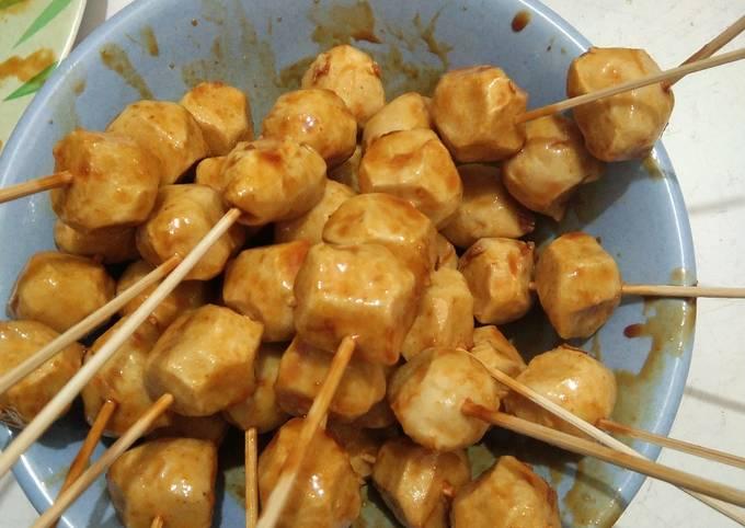 Bakso Ayam / Sapi / Ikan Bakar Teflon / Arang
