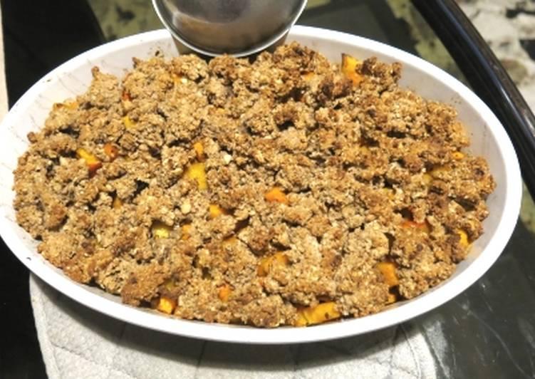 La Délicieuse Recette du Crumble de légumes