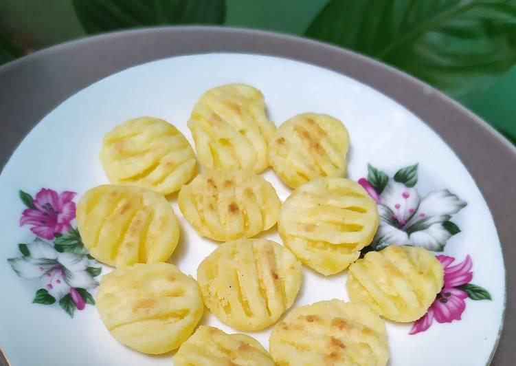 Cookies Keju 🧀 - cookandrecipe.com