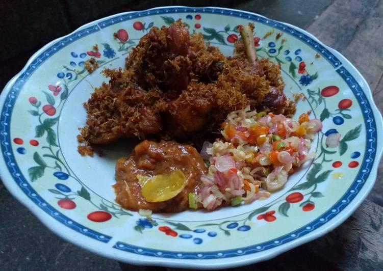 Menu Ayam Goreng Kalasan Mudah Dan Enak Lezat