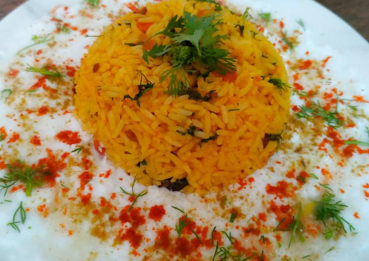 Recipe of Super Quick Homemade Tomato Chitrana