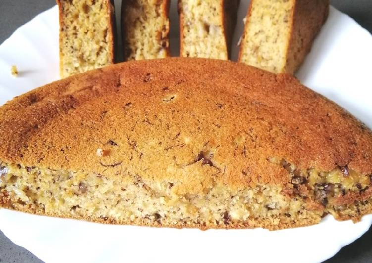 Recipe: Appetizing Banana Bread