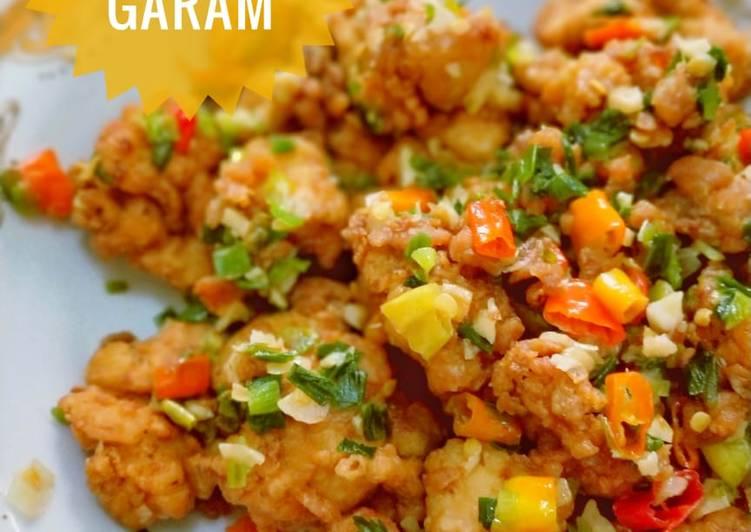 Cara Gampang Membuat Ayam Cabe Garam Anti Gagal