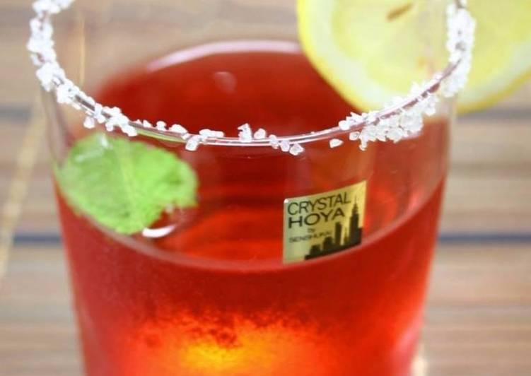 Rose Hip Tea for Summer