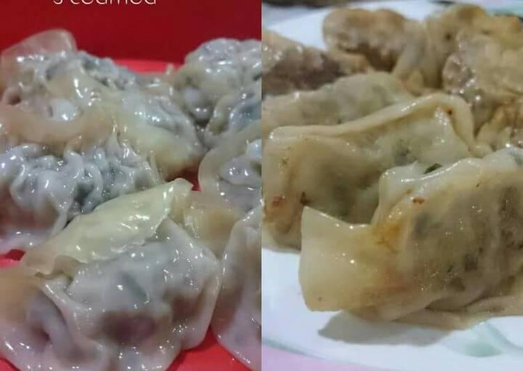 Resep Korean Dumpling Mandu Ala Chef Baek Oleh Zanyzovi Cookpad
