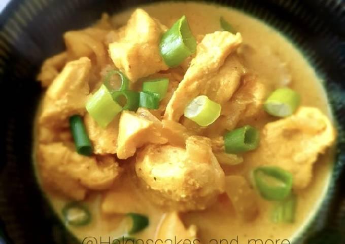 Schritt für Schritt Anleitung Um Gordon Ramsay Hähnchenbrustfilets mit Curry zuzubereiten