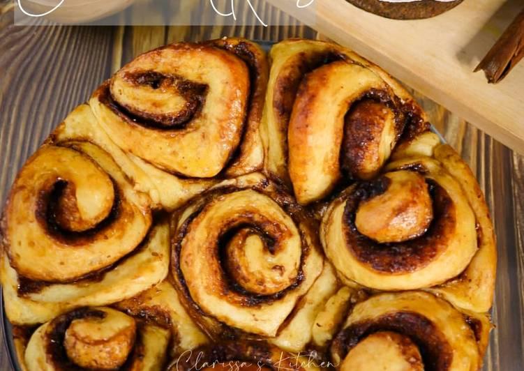 Cinnamon Rolls (CinRolls)