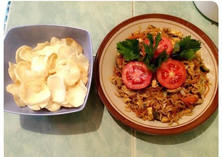 Indomie goreng special