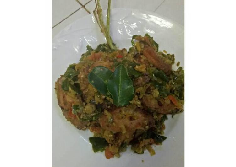 Ayam goreng lado mudo /cabai hijau