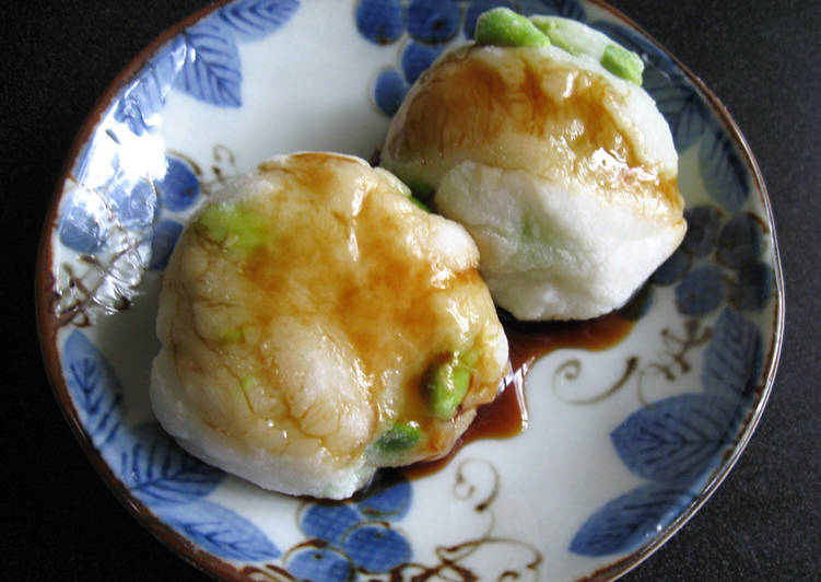 Step-by-Step Guide to Make Ultimate Edamame Mochi