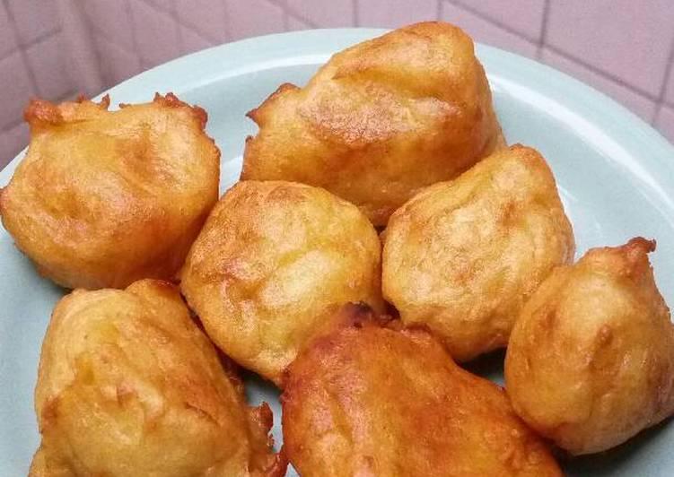 Resep Sukun Goreng Manis oleh Dharu 🍽️ Kitchen - Cookpad