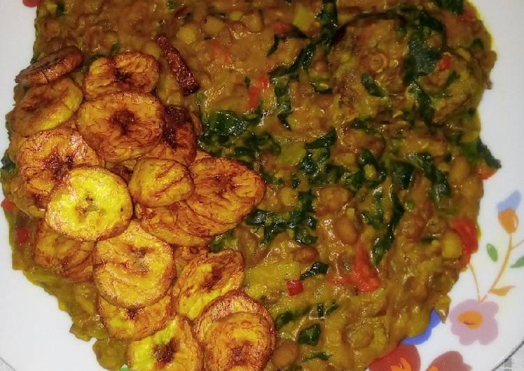 Signature Beans porridge Recipe by EMA's Signature Recipes-AbjMom - Cookpad