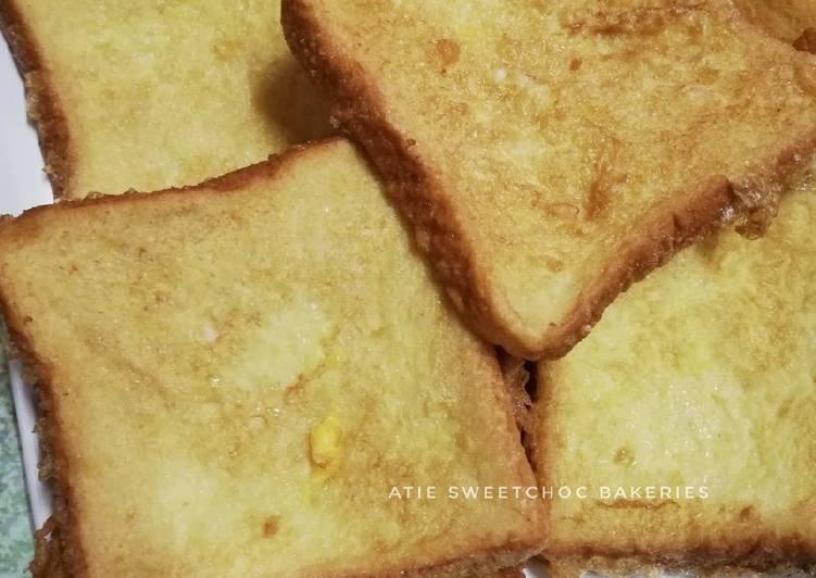 Resepi:  Roti telor  2021