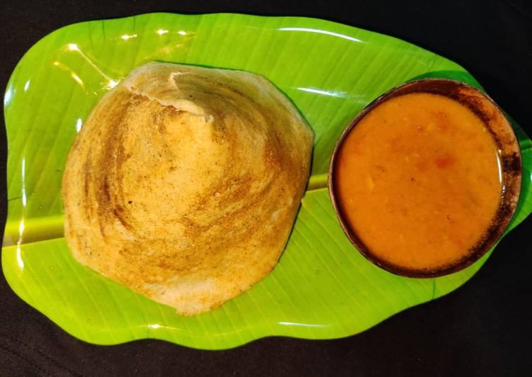 Tomato sambhar