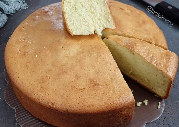 Tumpu Banda (kue durian / durian cake)