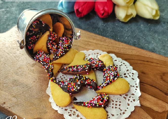 Lachoco (Vanilla Chocolate) Cookies