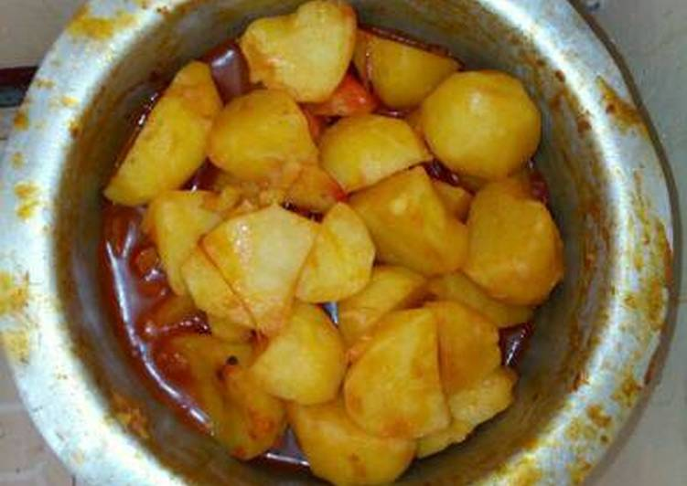Recipe: Tasty Potato stew