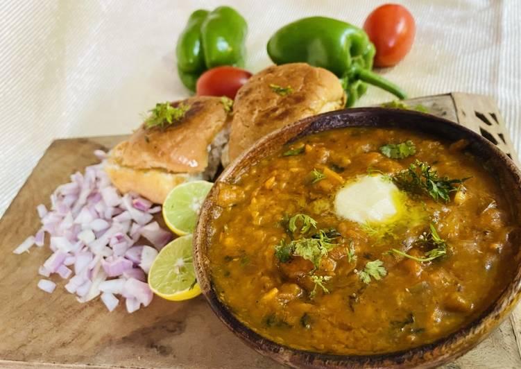 25 Minute Easiest Way to Prepare Any Night Of The Week MUMBAI STYLE LOCKDOWN SPECIAL PAV BHAJI