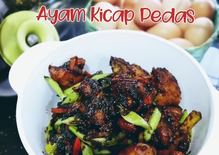 Ayam Kicap Pedas - velavinkabakery.com