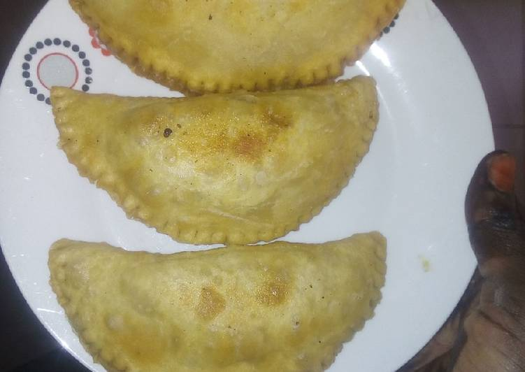 Recipe of Ultimate Fried meat pie