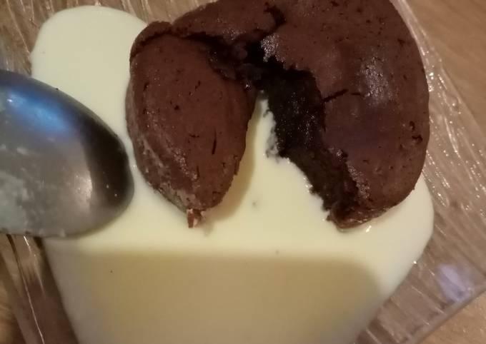 Le moelleux aux chocolat 😋