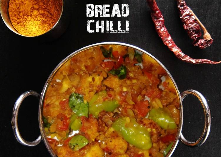 Indian Bread chilli Finding Healthy Fast Food