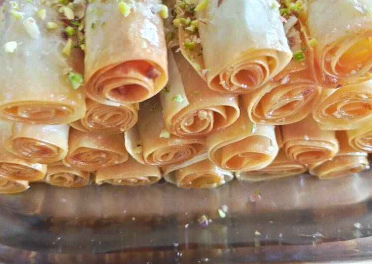 Simple Way to Prepare Any-night-of-the-week Baklava