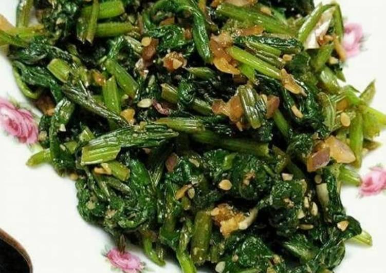 Recipe of Ultimate Korean Spinach Salad