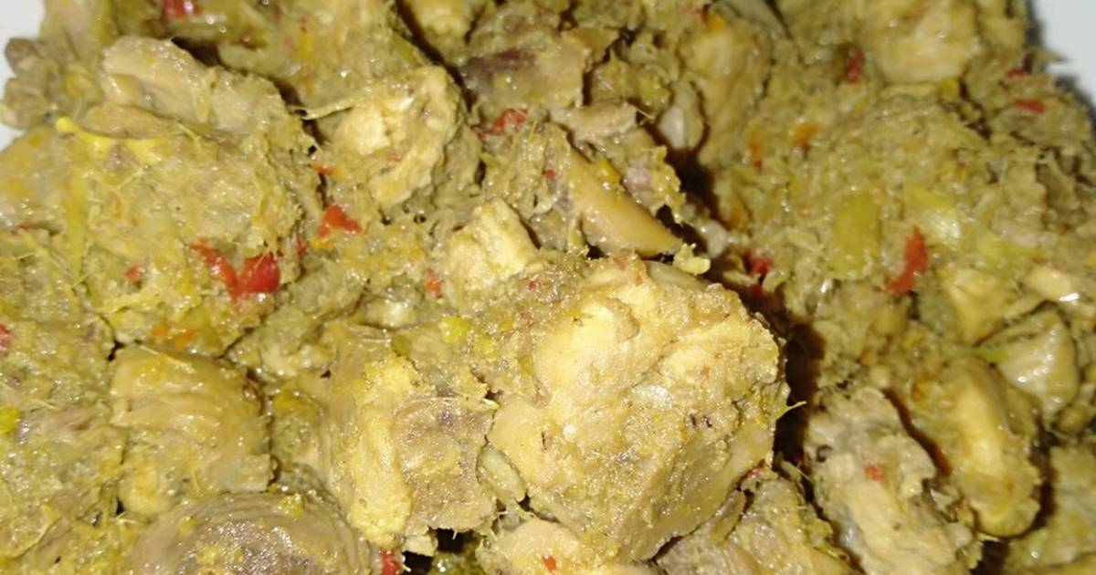 68 Resep Dangkot Ayam Enak Dan Sederhana Ala Rumahan Cookpad