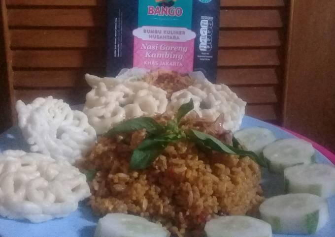Nasi Goreng Kambing khas Jakarta