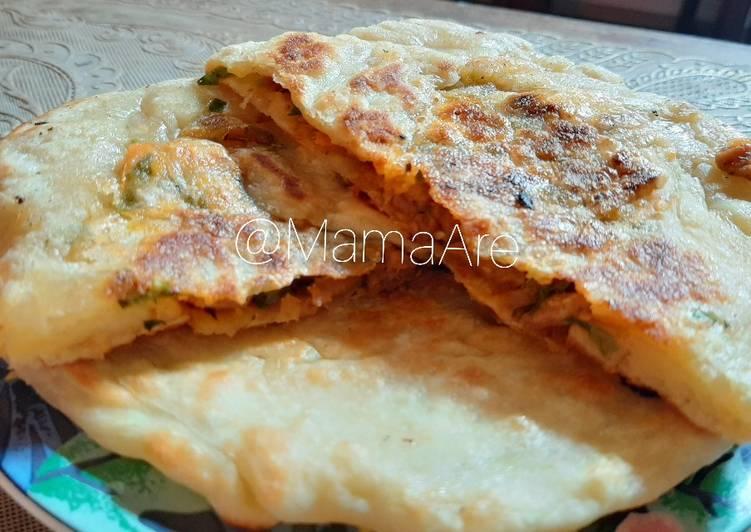 Roti Goreng Ala Mama Are
