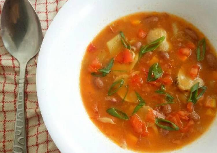 Minestrone (sup kental itali)