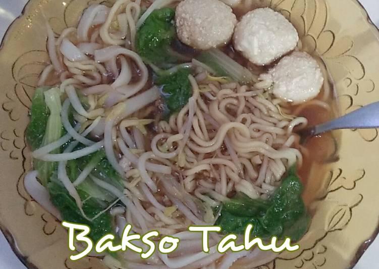 Bakso Tahu