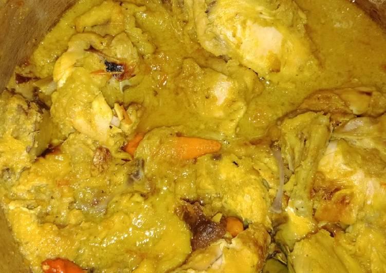 Lodho Ayam Pedas