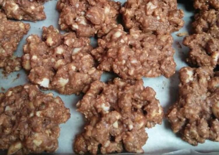 Resep Kue Beng Beng Kacang Cokelat Oleh Ambar Chynumbl Cookpad