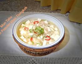 Mun Tahu Masakan Populer khas Tiongkok