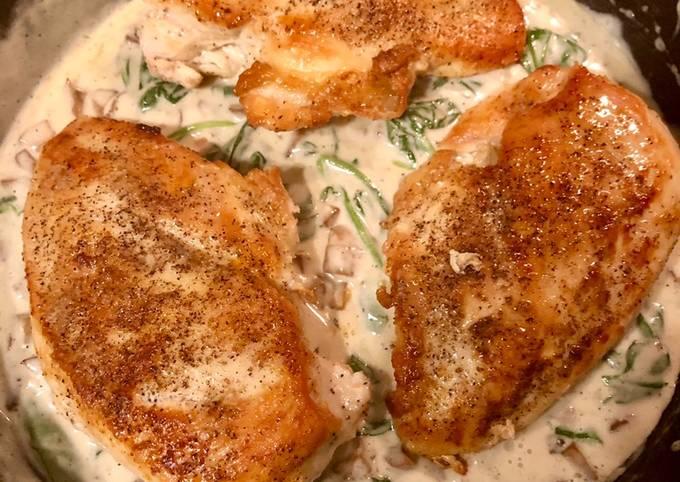 Lexie's Chicken Florentine