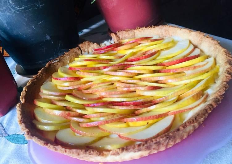Le moyen le plus simple de Cuire Délicieux Tarte aux pommes 🍎 🍏