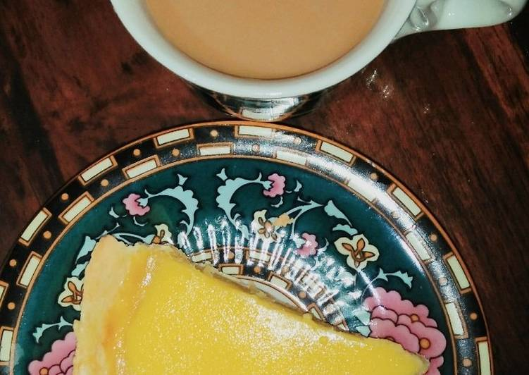 Pie Susu Teflon Mudah dan Enak