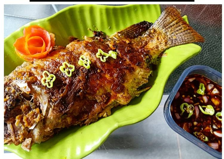 Ikan Nila Panggang