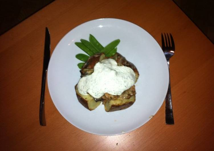 Step-by-Step Guide to Prepare Quick St.Anton Baked Potatoes