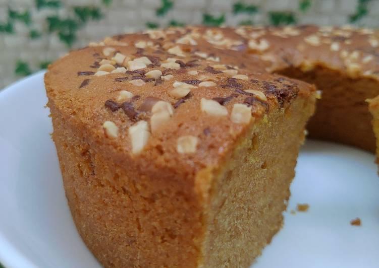 Gula merah pound cake