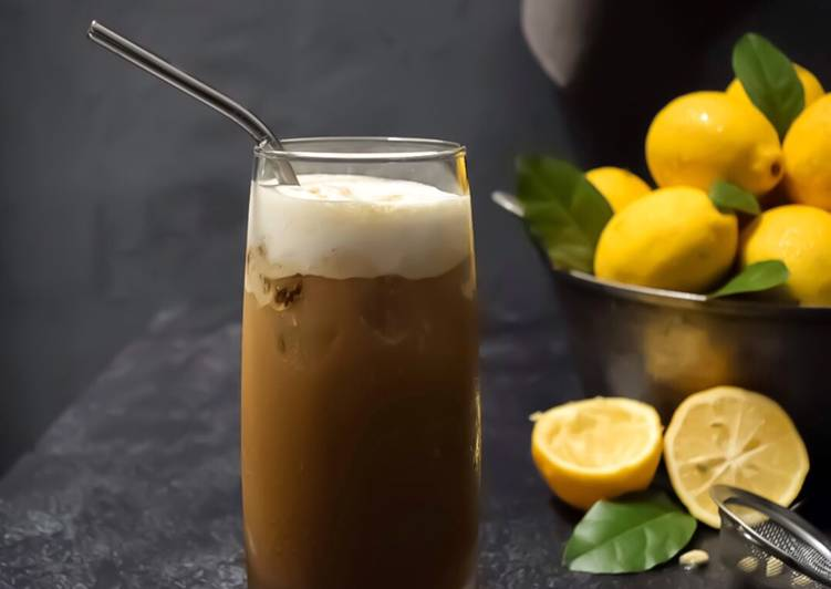 Ice Coffee Lemonade